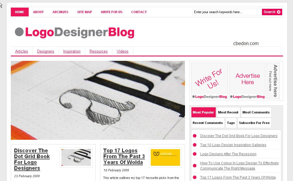 Logo Designer Blog |LogoDesignerBlog.com